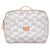 Moumout Paris Suitcase White With Clouds