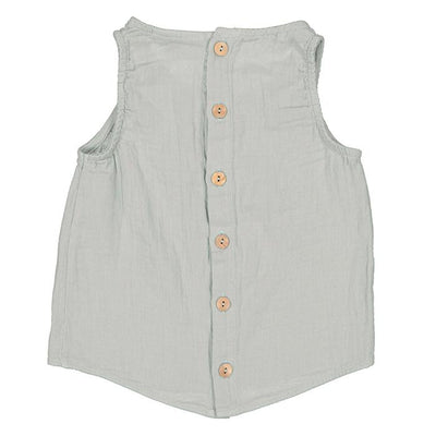Moumout Paris Child Maurice Muslin Tank Top