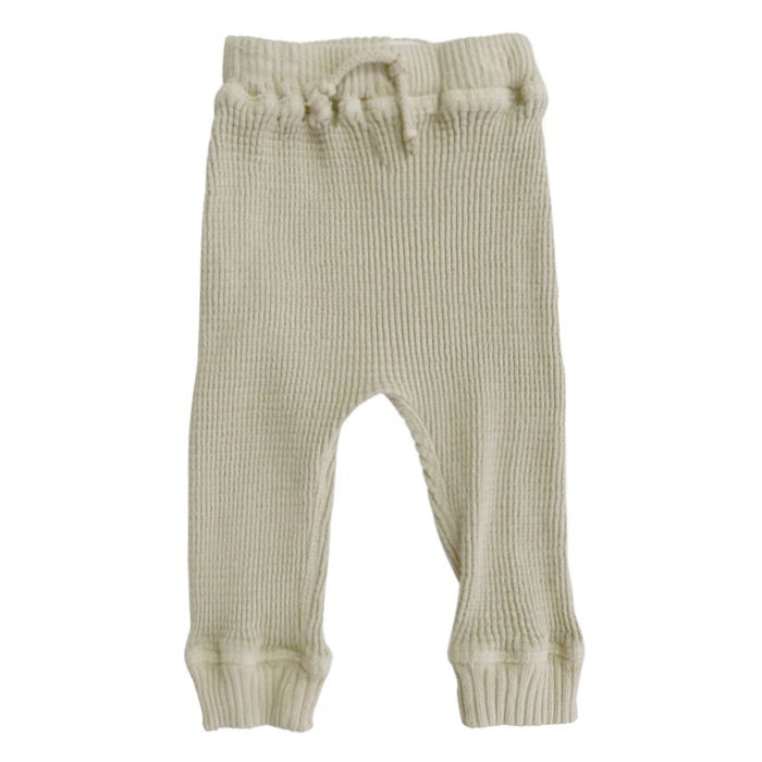 Nico Nico Baby Remy Thermal Waffle Leggings