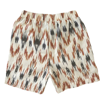 Nico Nico Child Andy Patchwork Shorts