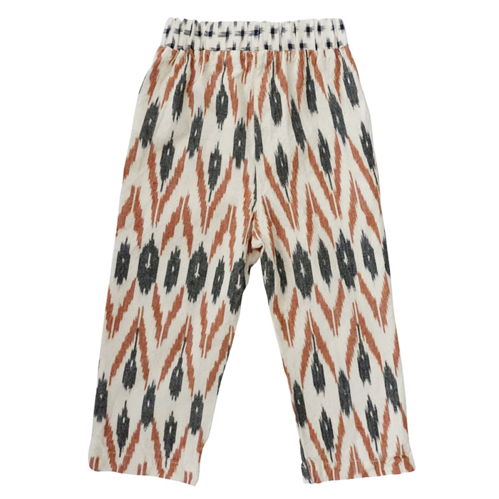 Nico Nico Child Burton Patchwork Pants Cream