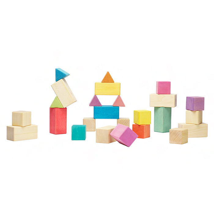 Ocamora Wooden Construction Set