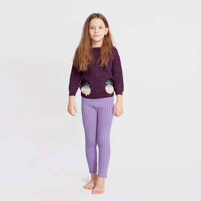 Oeuf Baby Everyday Pants Lilac Purple