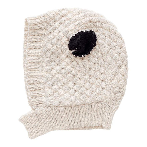 Oeuf Baby and Child Winter Hat Sheep White