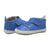 Old Soles Baby Cheer Bambini Shoes Neon Blue