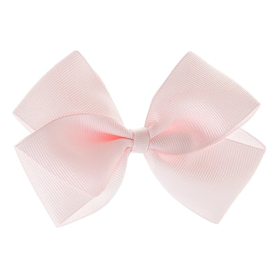 Olilia Hair Clip Large London Bow Powder Pink