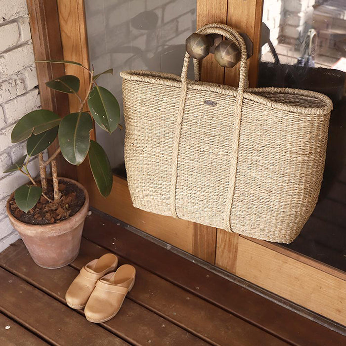 Olli Ella Big Caro Seagrass Basket