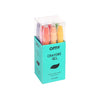 Omy Set Of 9 Neon Gel Crayons
