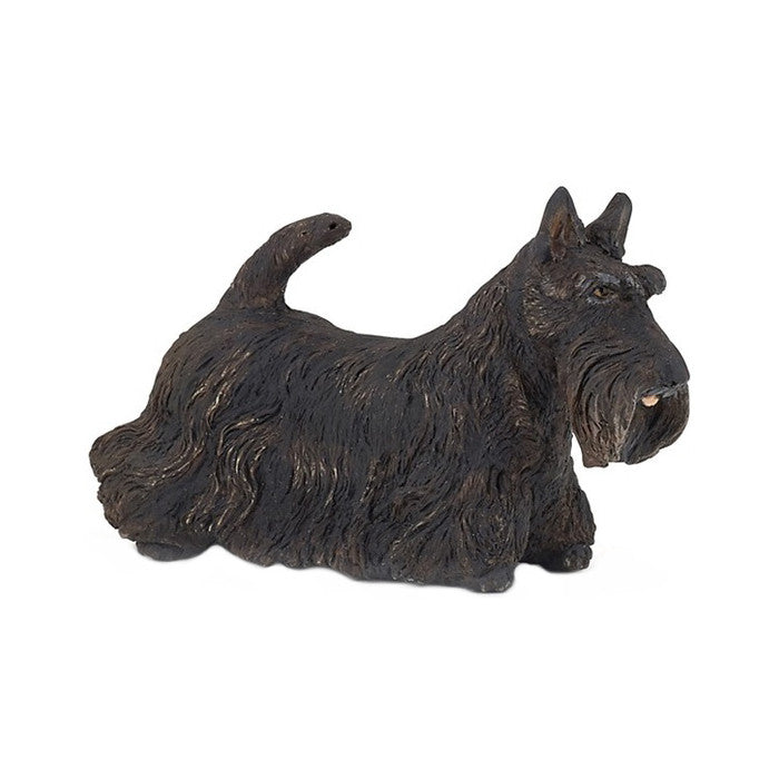 Papo Black Scottish Terrier - Advice from a Caterpillar