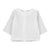Pequeno Tocon Back Button Long Sleeved Shirt White