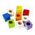 Plan Toys Activity Blocks Rainbow