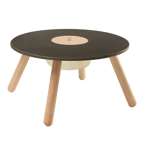 Plan Toys Round Chalkboard Table