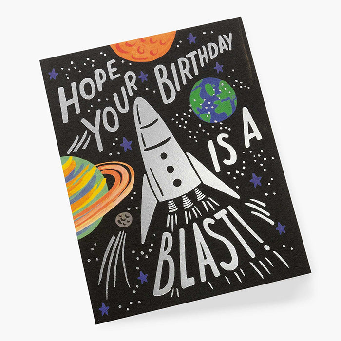 Rifle Paper Co. Birthday Blast Card