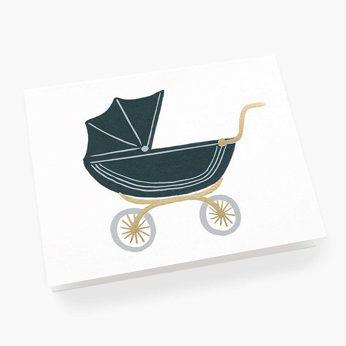 Rifle Paper Co. Pram Baby Card