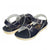 Salt Water Child Surfer Sandals Navy Blue