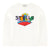 Stella McCartney Child Sweatshirt With Logo Print White