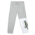 Stella McCartney Child Sweatpants With Varsity Patch Grey