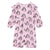 Stella McCartney Baby Jumpsuit With All Over Baby Horses Print Pink