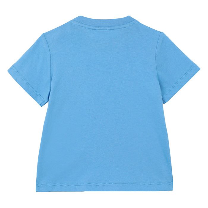 Stella McCartney Baby T-shirt With Toucan Print Blue