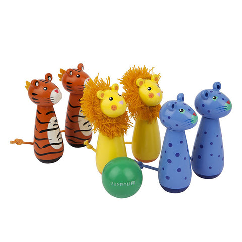 Sunnylife Set Of Six Kids Skittles Jungle