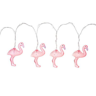 Sunnylife Flamingo String Lights - Advice from a Caterpillar