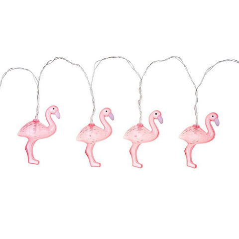 Sunnylife Flamingo String Lights
