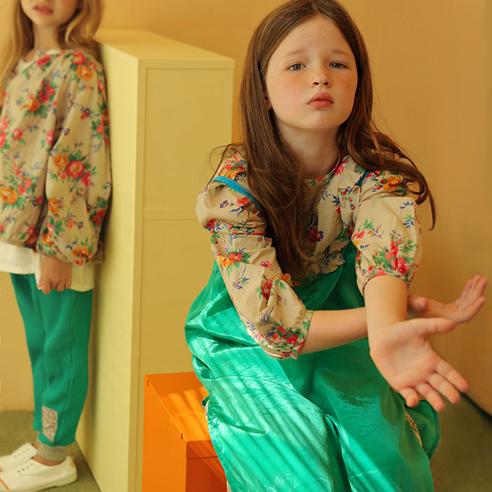 Tambere Child Freja Floral Blouse
