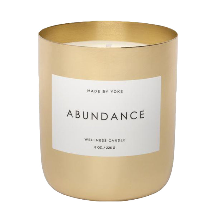 Made By Yoke Ayurveda Apothecary Candle Abundance