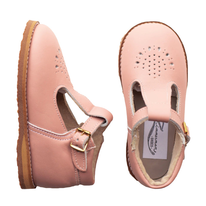 Zimmerman Shoes Baby Greta T Strap Shoes
