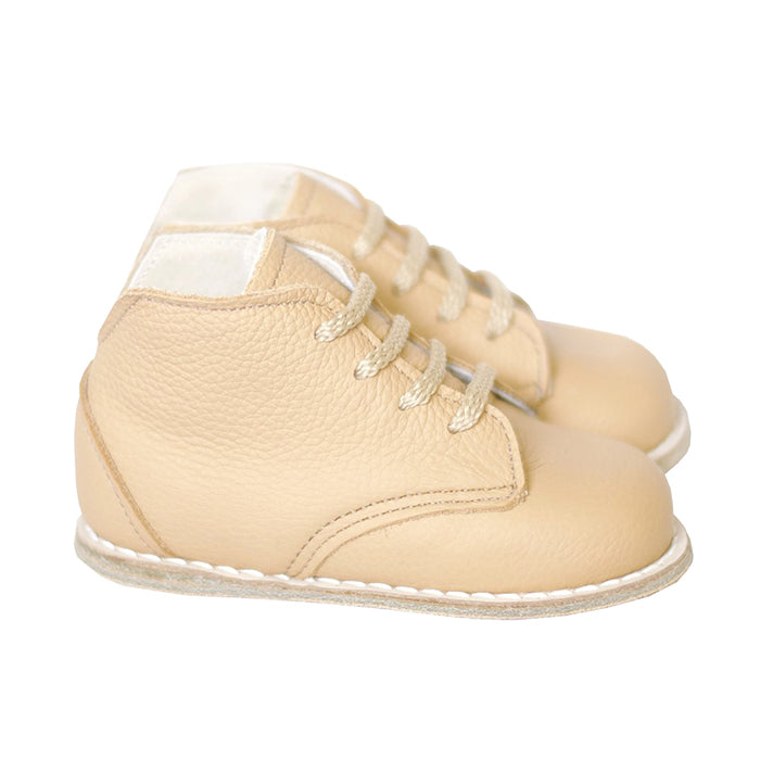 Zimmerman Shoes Baby And Child Milo Boots Camel Beige