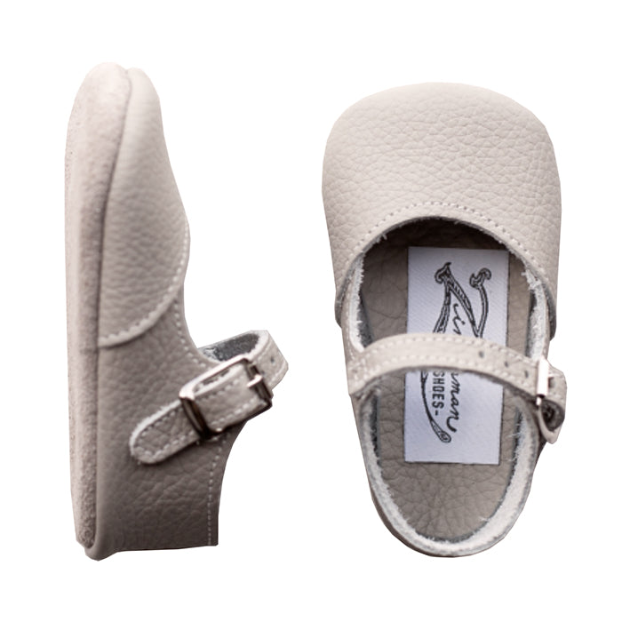 Zimmerman Shoes Baby Mary Jane Crib Shoes