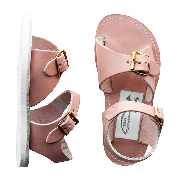 Zimmerman Shoes Baby And Child Stevie Sandals Blush Pink