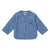Bonton Baby Matt Shirt Chambray Blue