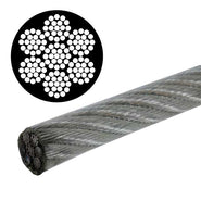 Vinyl Coated Wire Rope