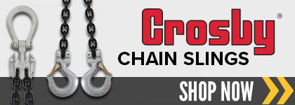 shop crosby chain slings