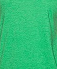 Junior V-Neck - Green Envy