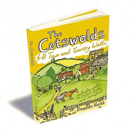 The Cotswolds: 40 Town & Country Walks