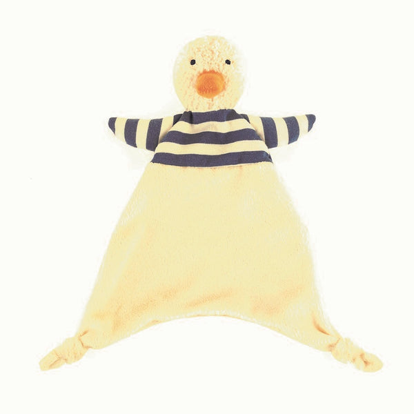 Jellycat Bredita Duckling Soother