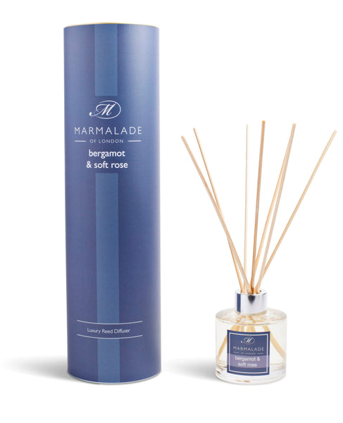 Marmalade of London Bergamot & Soft Rose Diffuser