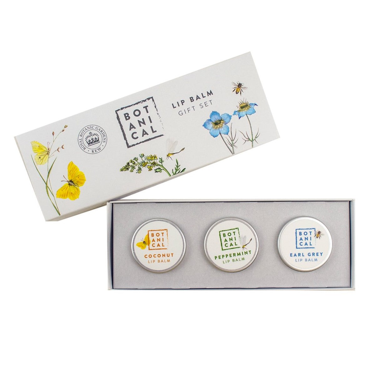 Botanical Lip Balm Gift Set