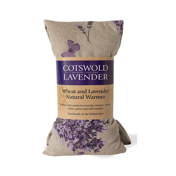 Cotswold Lavender Wheat Warmer