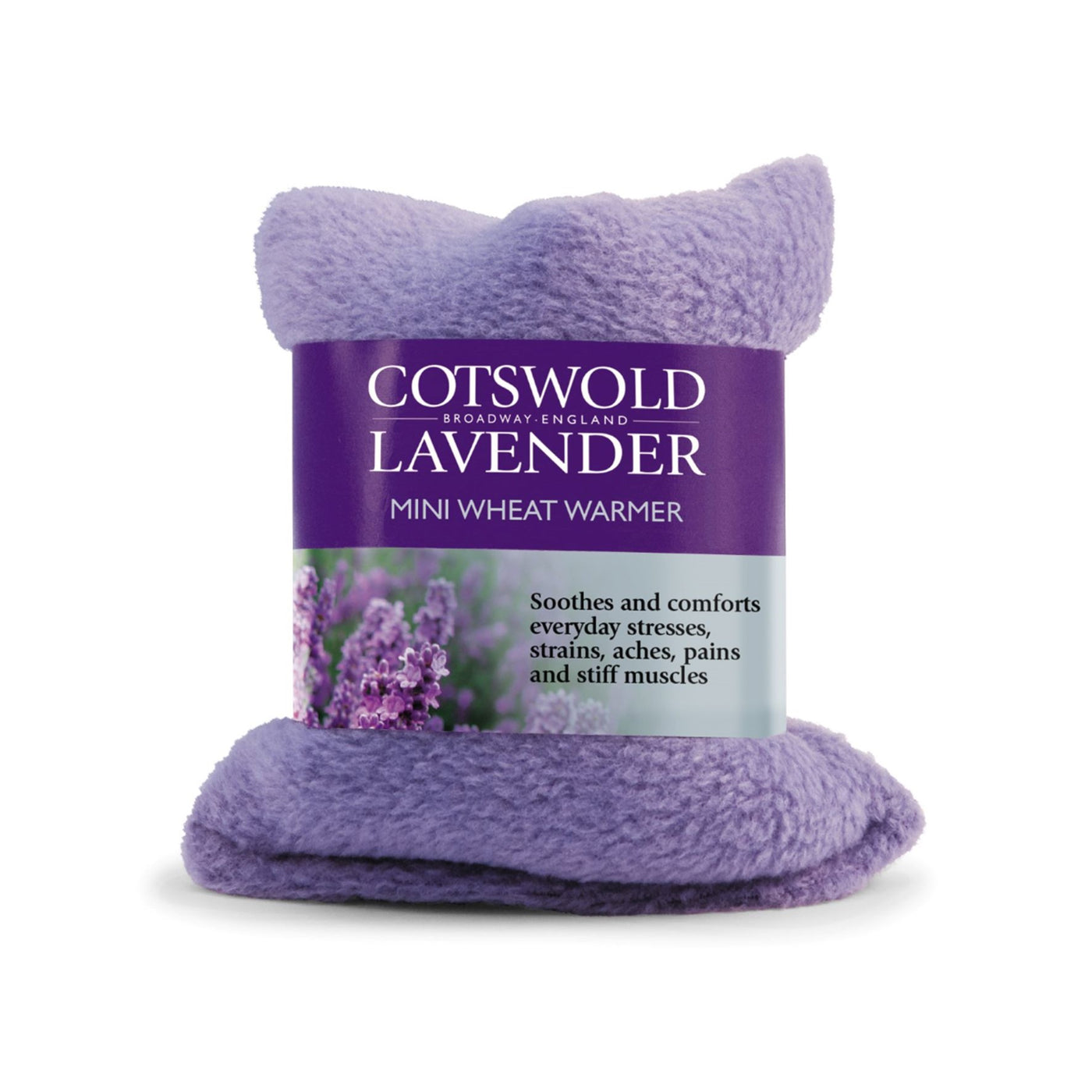 Cotswold Lavender Mini Lavender Wheat Warmer