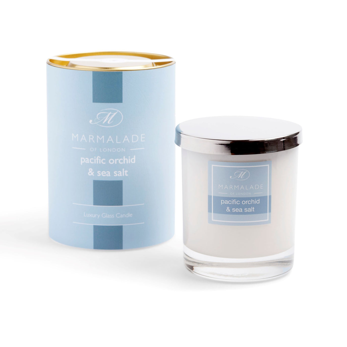 Marmalade Pacific Orchid & Sea Salt Large Candle