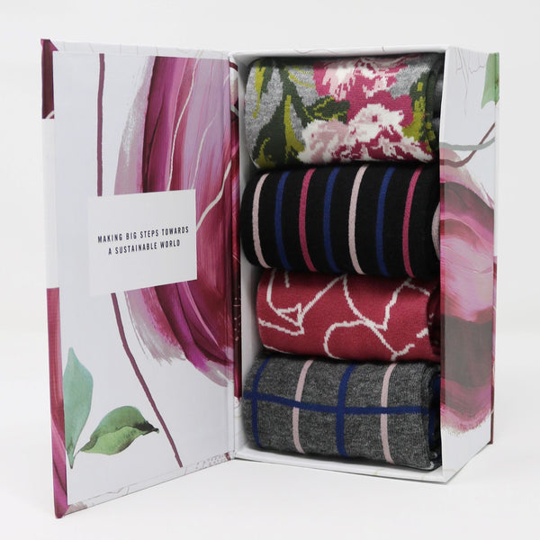 Gift Set of Women's Socks