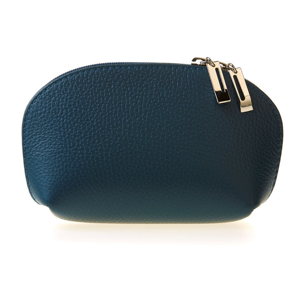 Italian Leather Teal Bag