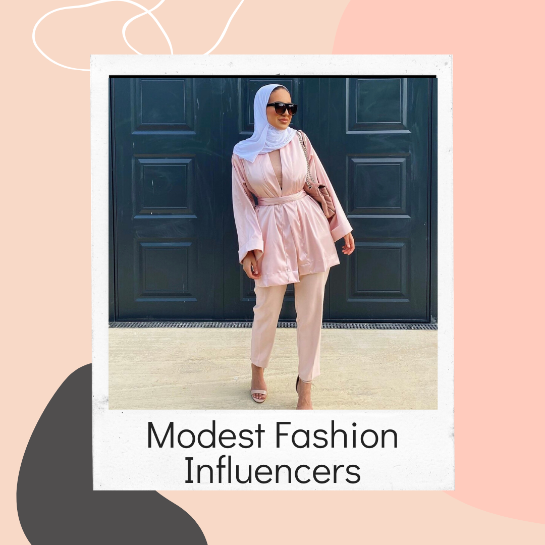 10 Modest Fashion Influencers that deserve more recognition