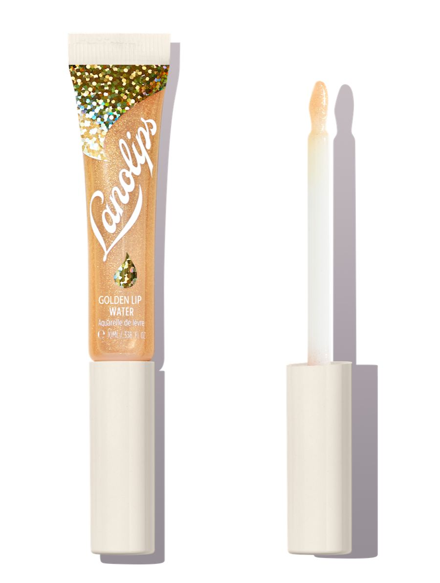 Lip Water LIquid Gold with Shadow