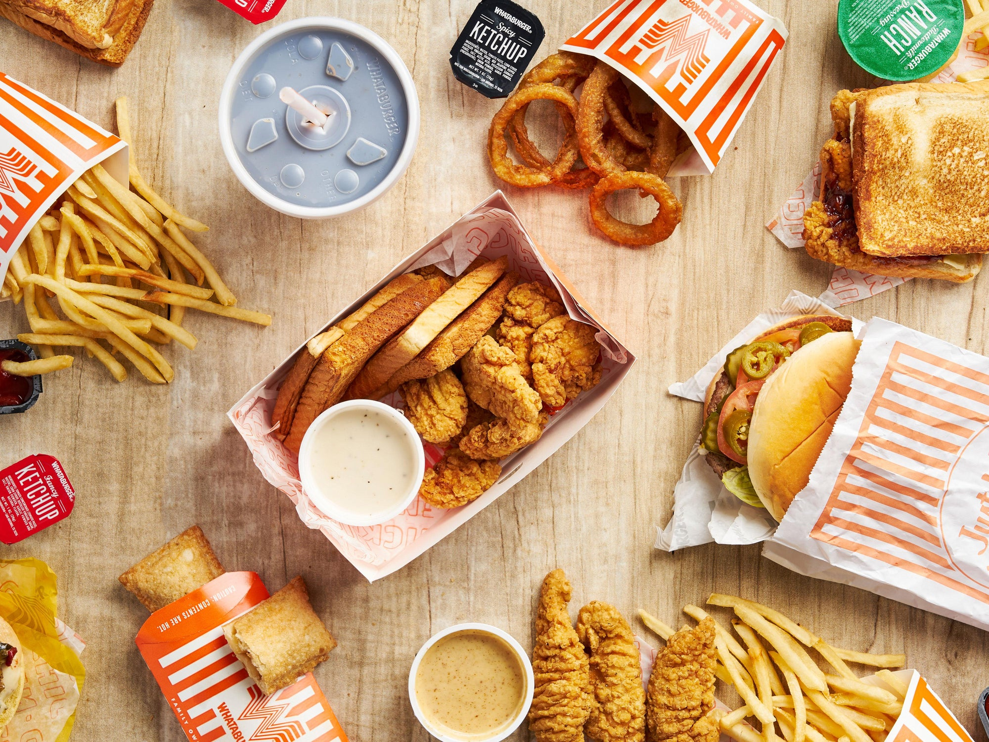 Tumbleweed TexStyles Teams up With Whataburger
