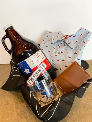 Gift guide for him dad ideas Tumbleweed TexStyles