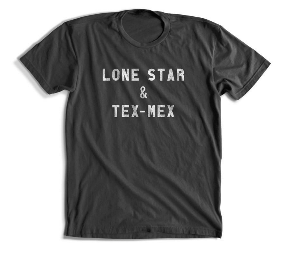 Lone Star and Tex-Mex Tee